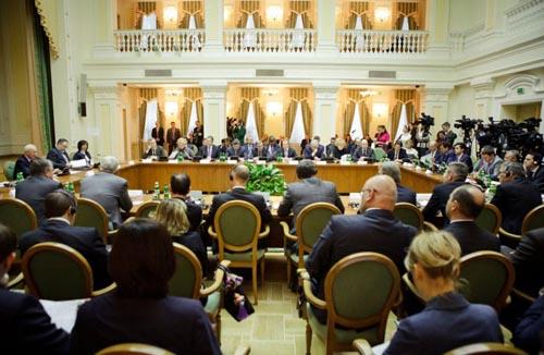 """eba 01  """"Глас Трёш"""": как улучшить инвестиционный климат Украины"""